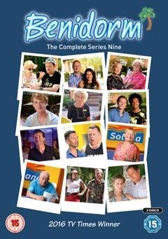 Benidorm: The Complete Series 9 - 1
