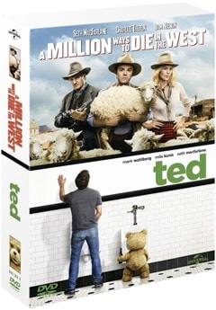 A Million Ways to Die in the West/Ted - 2