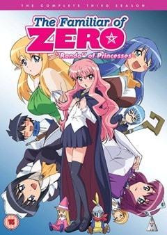 The Familiar of Zero: Series 3 Collection - 1