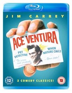 Ace Ventura: Pet Detective/Ace Ventura: When Nature Calls - 1