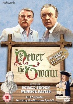 Never the Twain: The Complete Series - 1