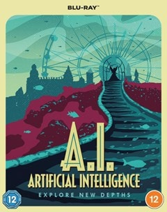A.I. - Travel Poster Edition - 2