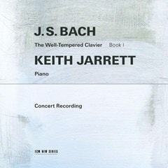 J.S. Bach: The Well-tempered Clavier Book I - 1