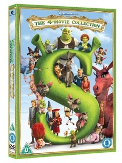 Shrek: The 4-movie Collection - 2