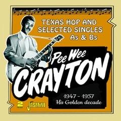 Texas Hop and Selected Singles As & Bs: 1947-1957 His Golden Decade - 1