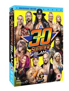 WWE: 30 Years of Summerslam - 1