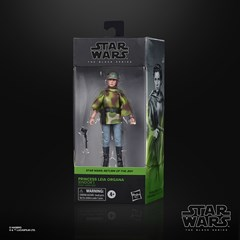Leia: Episode 6: The Black Series: Star Wars Action Figure - 4