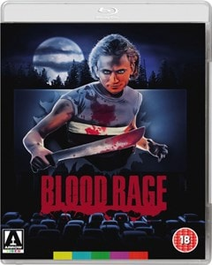 Blood Rage - 1
