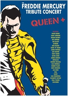 The Freddie Mercury Tribute Concert - 1
