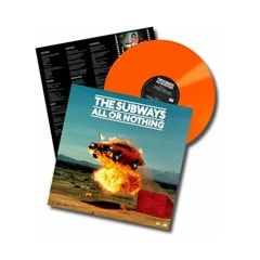 All or Nothing - Limited Edition Coloured Vinyl - 1
