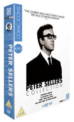 Peter Sellers Collection: Comic Icons - 1
