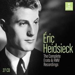 Eric Heidsieck: The Complete Erato  & hmv Recordings - 1