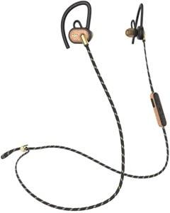 House Of Marley Uprise Brass Bluetooth Sports Earphones - 1