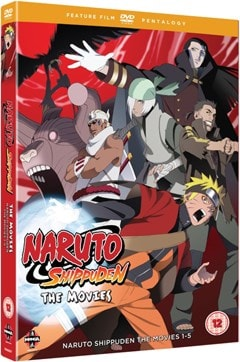 Naruto - Shippuden: Movie Pentalogy - 1