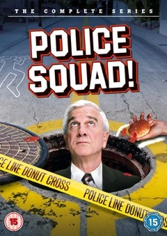 Police Squad: The Complete Series - 1