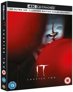 It: Chapter Two: 3-Disc Limited Edition - 2