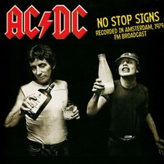 No Stop Signs: Recorded in Amsterdam, 1979 - FM Broadcast - 1