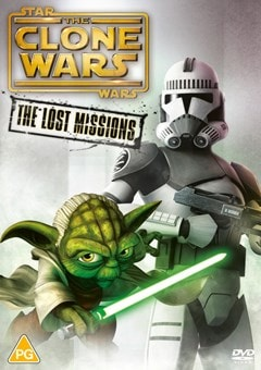Star Wars - The Clone Wars: The Lost Missions - 1