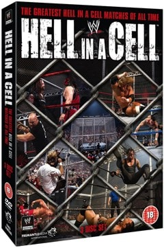 WWE: Hell in a Cell - 1