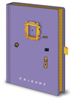 Friends Premium A5 Notebook - 1