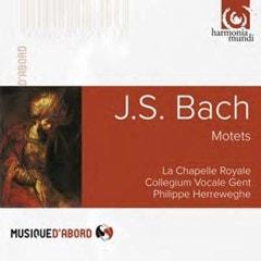 J.S. Bach: Motets - 1
