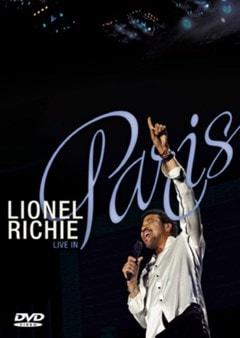 Lionel Richie: Live in Paris - 1