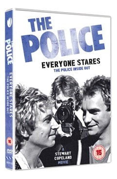 The Police: Everyone Stares - The Police Inside Out - 1