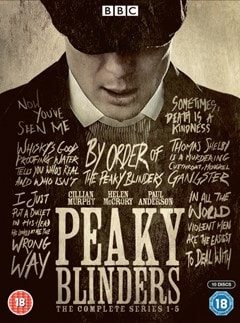 Peaky Blinders: The Complete Series 1-5 - 1
