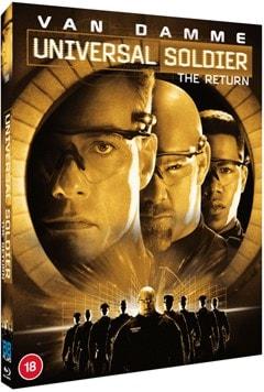 Universal Soldier: The Return - 2
