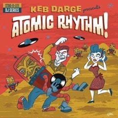 Keb Darge Presents Atomic Rhythm! - 1