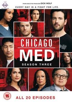 Chicago Med: Season Three - 1