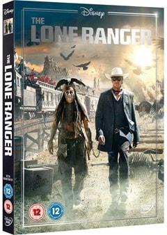 The Lone Ranger - 4