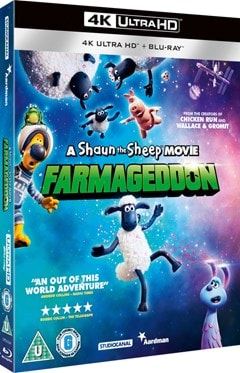 A Shaun the Sheep Movie - Farmageddon - 2