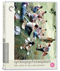 Symbiopsychotaxiplasm: Two Takes - The Criterion Collection - 2