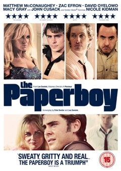 The Paperboy - 1