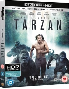 The Legend of Tarzan - 2