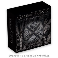 Game of Thrones: Iron Anniversary Limited Edition Medallion - 8