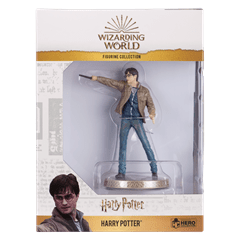Harry Potter: Battle Pose Figurine: Hero Collector - 5