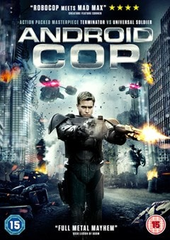 Android Cop - 1
