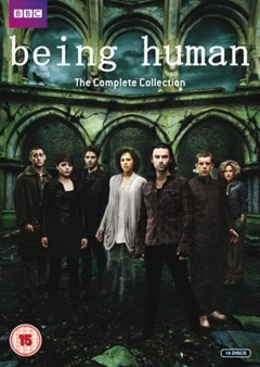Being Human: Complete Series 1-5 - 1