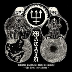 Satanic Deathnoise from the Beyond: The First Four Albums - 1