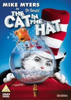 The Cat in the Hat - 1