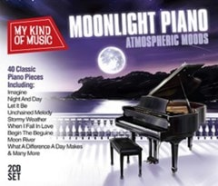 Moonlight Piano: Atmospheric Moods - 1