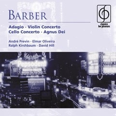Adagio for Strings, Violin Concerto, Cello Concerto - 1
