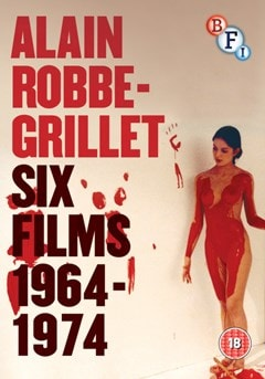 Alain Robbe-Grillet: Six Films 1964-1974 - 1