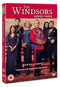 The Windsors: Series Three - 2