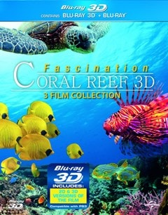 Coral Reef 3D Collection - 1