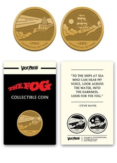 The Fog: Collector's Coin - 3