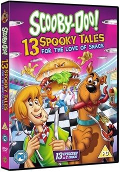 Scooby-Doo: 13 Spooky Tales - For the Love of Snack - 2