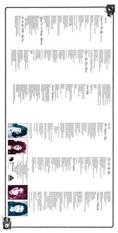 Queen Collectors Edition Record Sleeve 2022 Calendar - 3